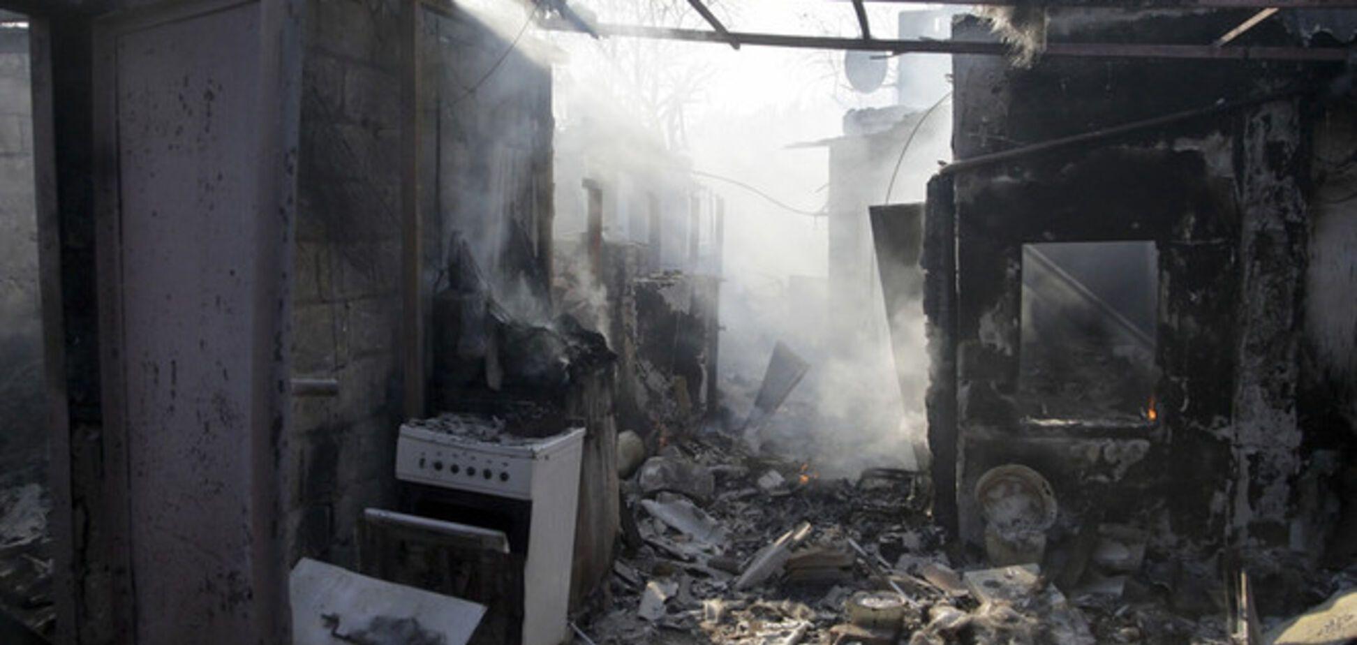 На Донбассе за день 'перемирия' гибнет девять человек - ООН