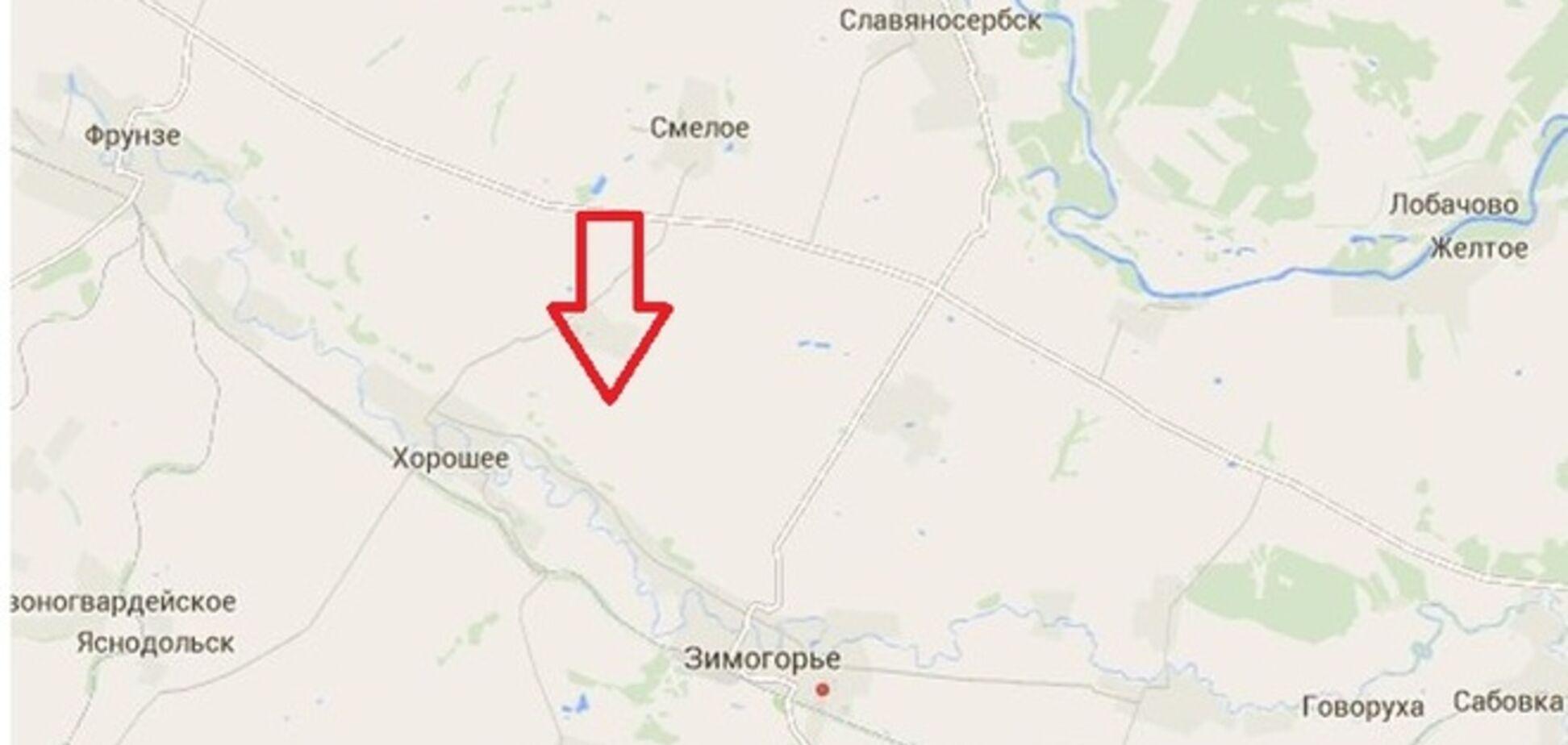 Бойцы 32-го блокпоста на Луганщине двое суток без воды, все дороги заминированы