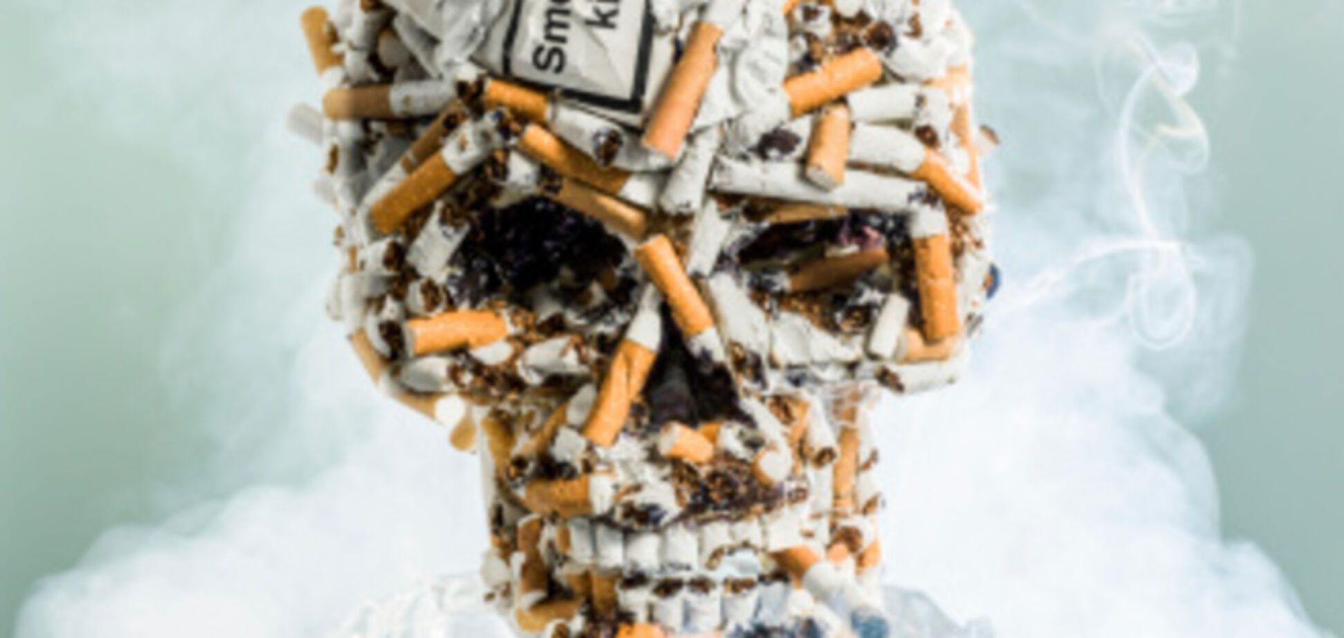 Рак легких догоняет курильщика через 30 лет