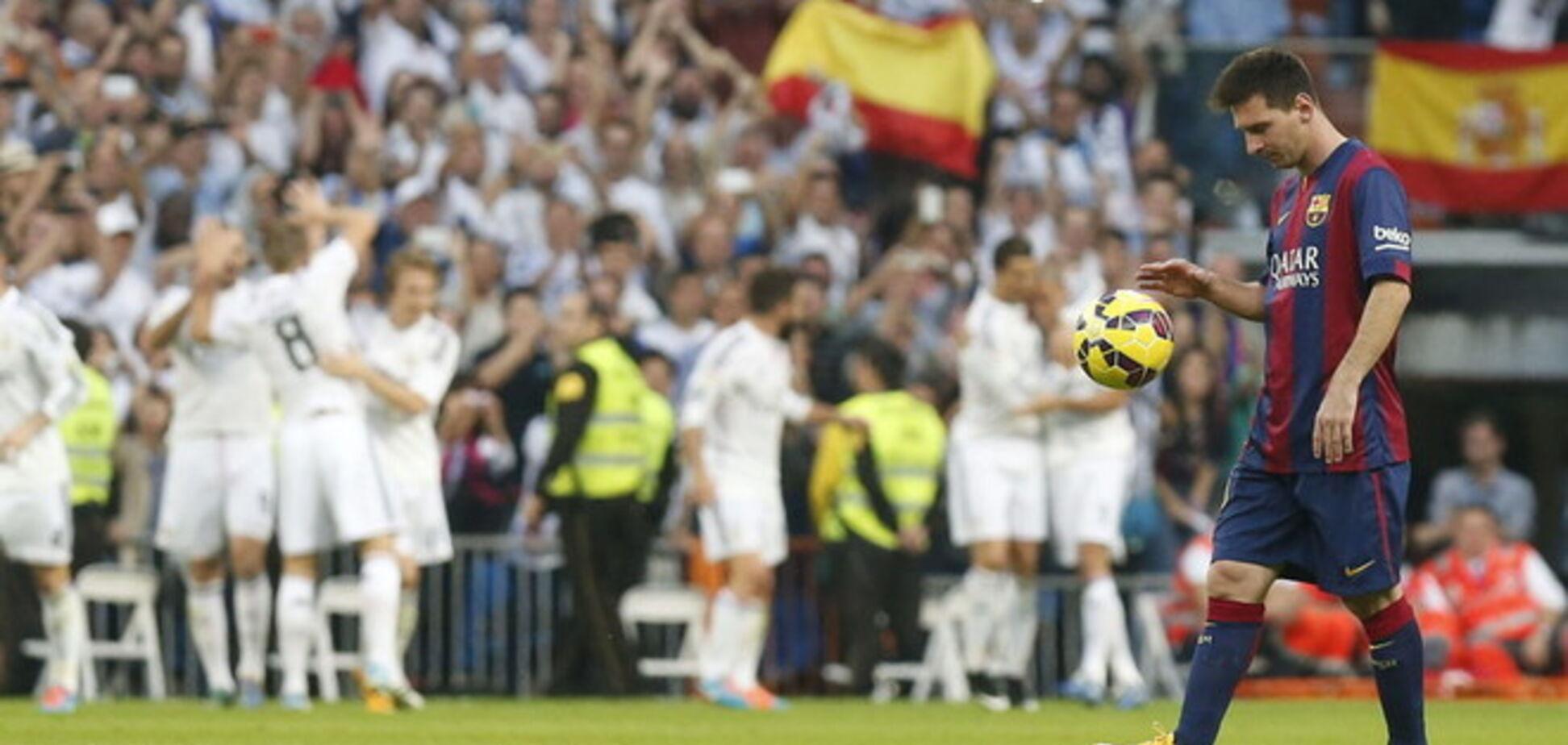 Появились фото, как 'Реал' поиздевался над 'Барселоной'