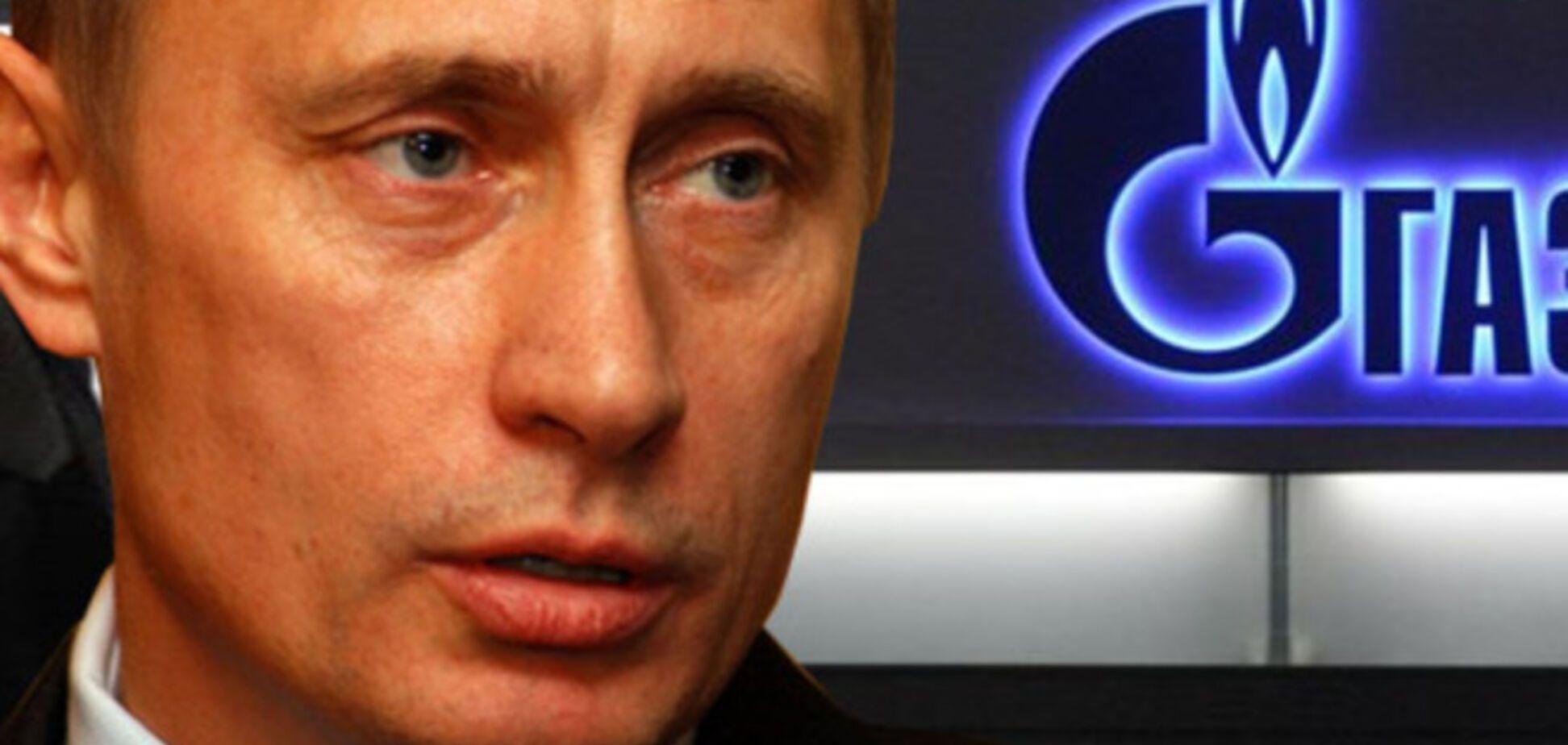 Путин рассказал, как ради Украины прижал 'Газпром'