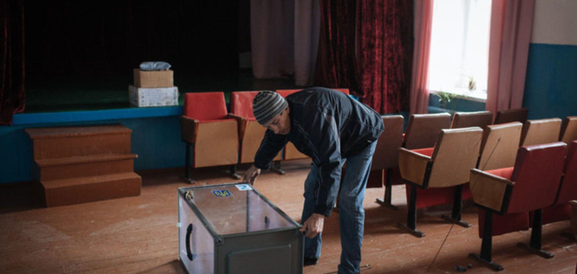 В день выборов в Украине готовятся теракты - СНБО