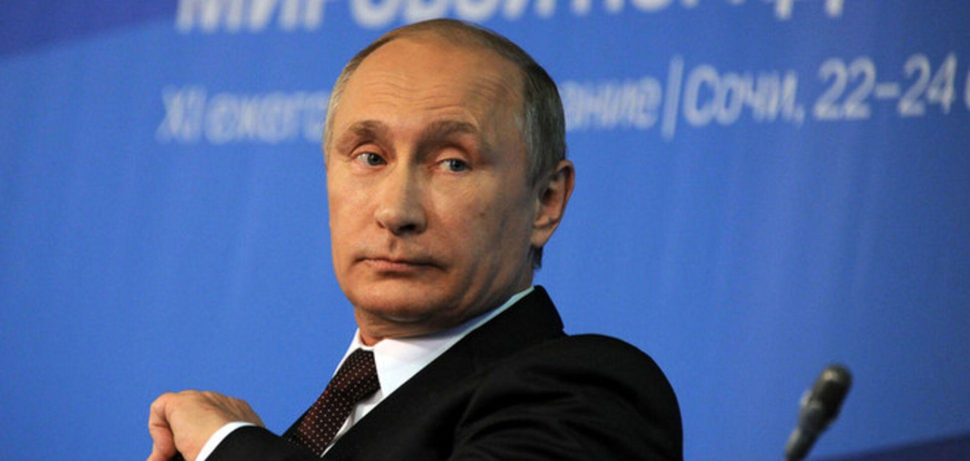 На 'Валдае' Путин признал, что давно предупреждал Запад о вторжении в Украину - Кох
