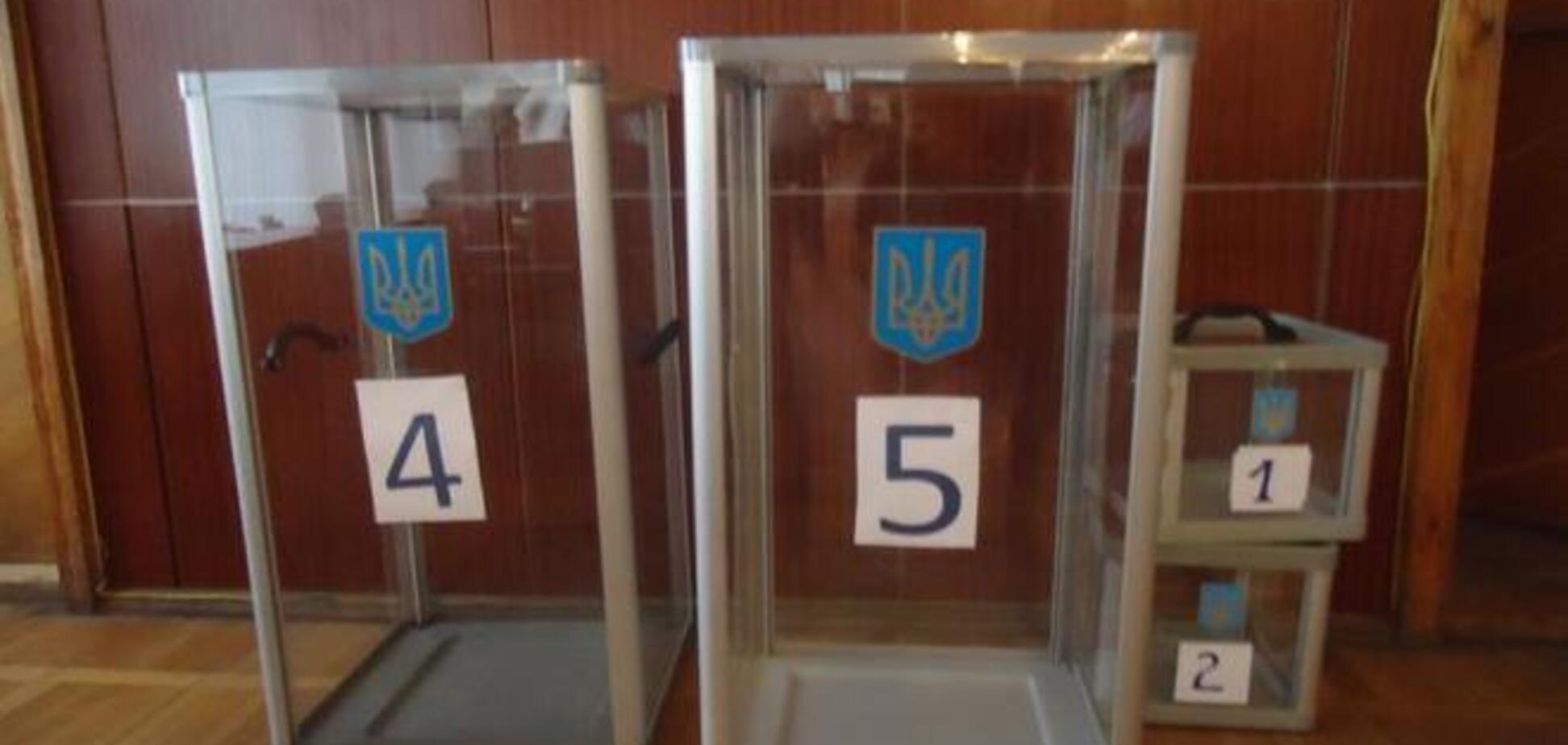 В Донецкой области участок не открылся из-за испорченных бюллетеней