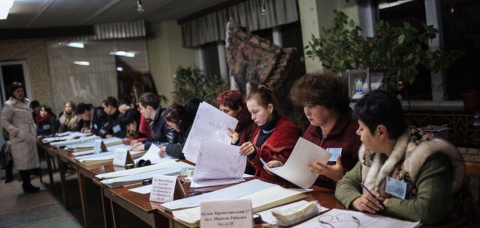 В Раду проходят 7 партий: окончательные данные национального экзит-полла