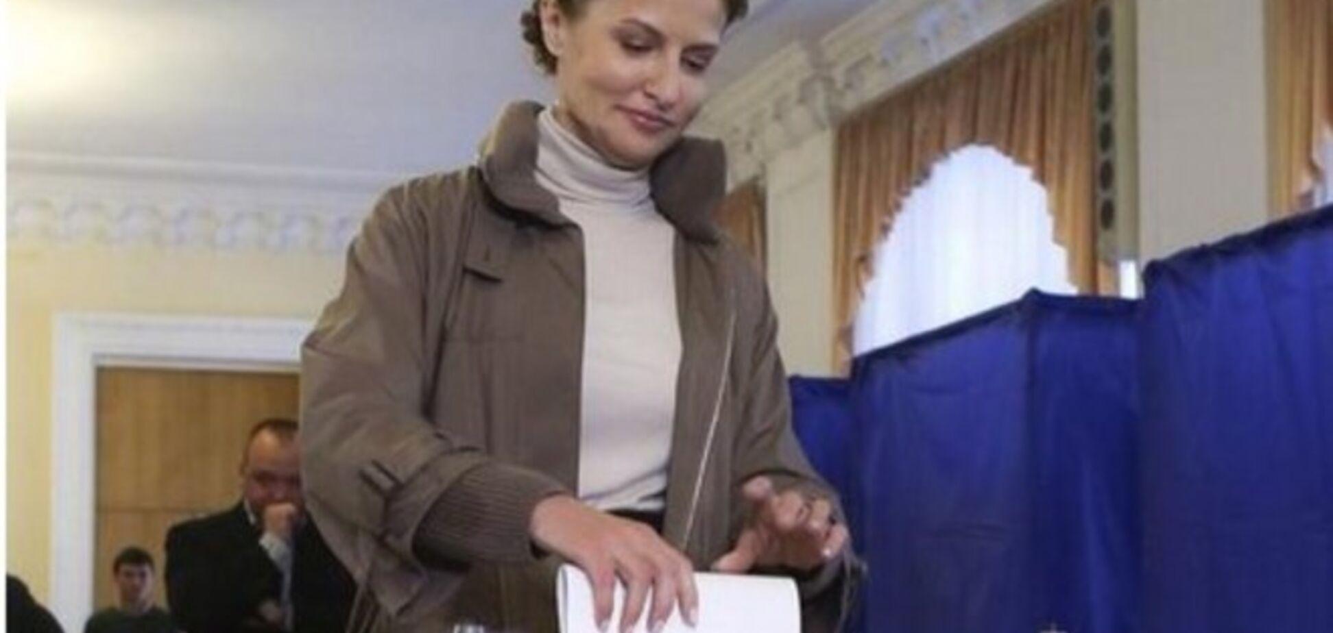 Как голосовали на парламентских выборах украинские политики и известные люди