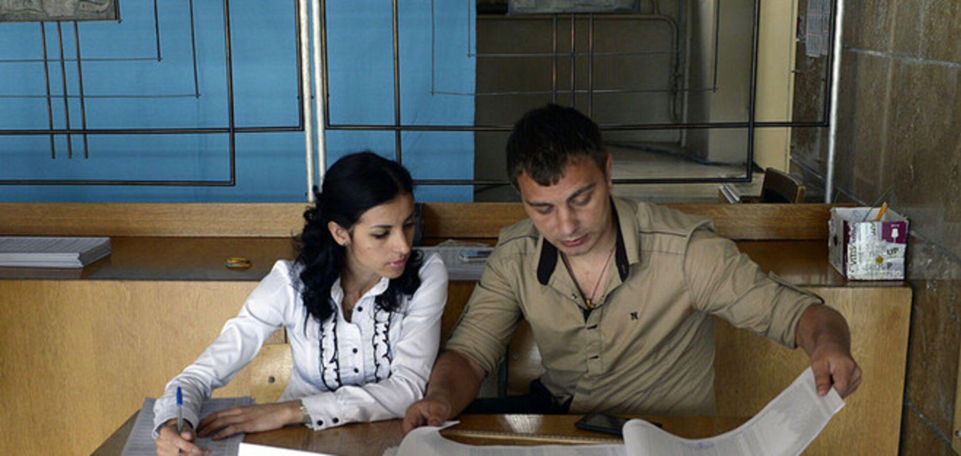 Округ на Днепропетровщине получил 20 тысяч бюллетеней с ошибками