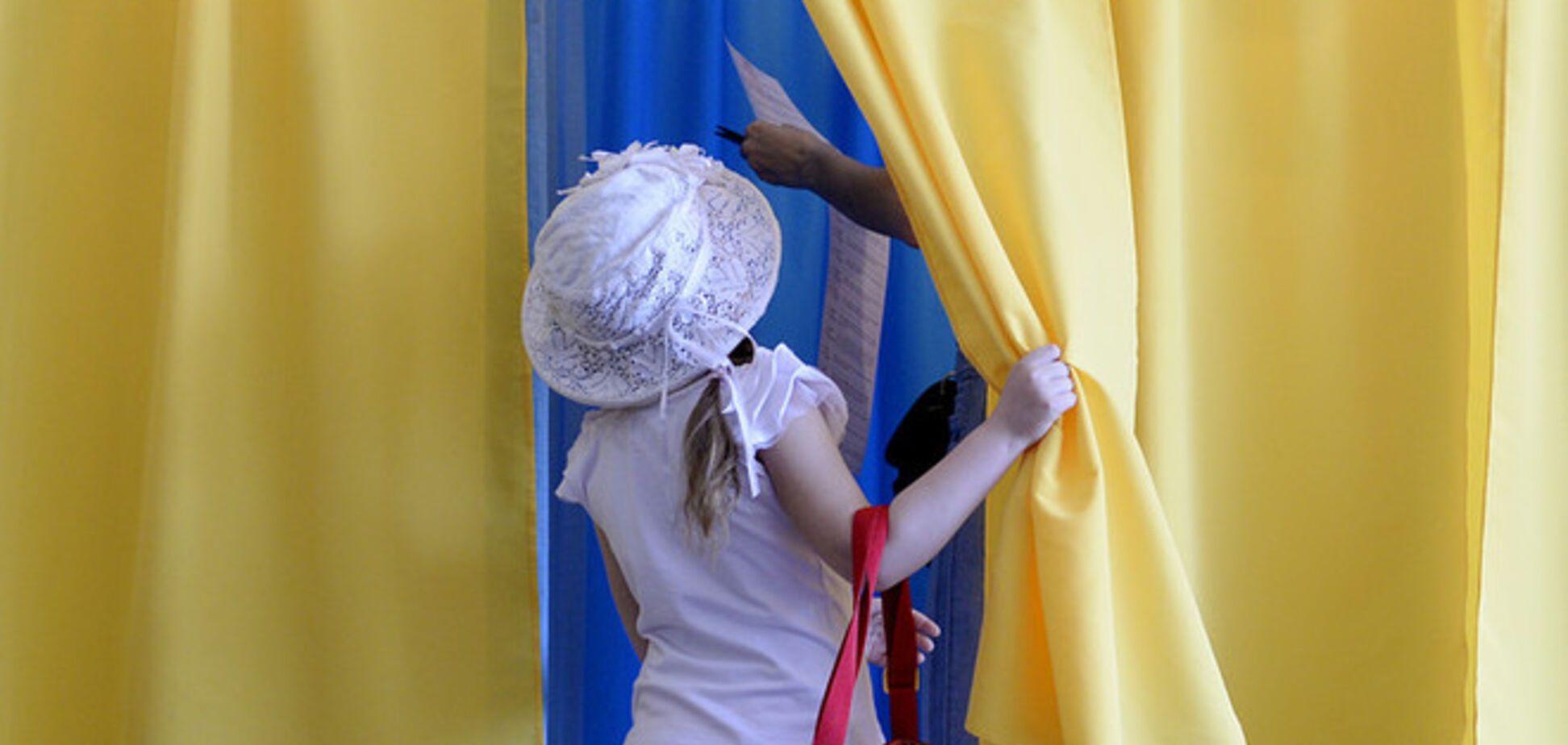 В 9 странах голосование на выборах в Верховную Раду завершилось