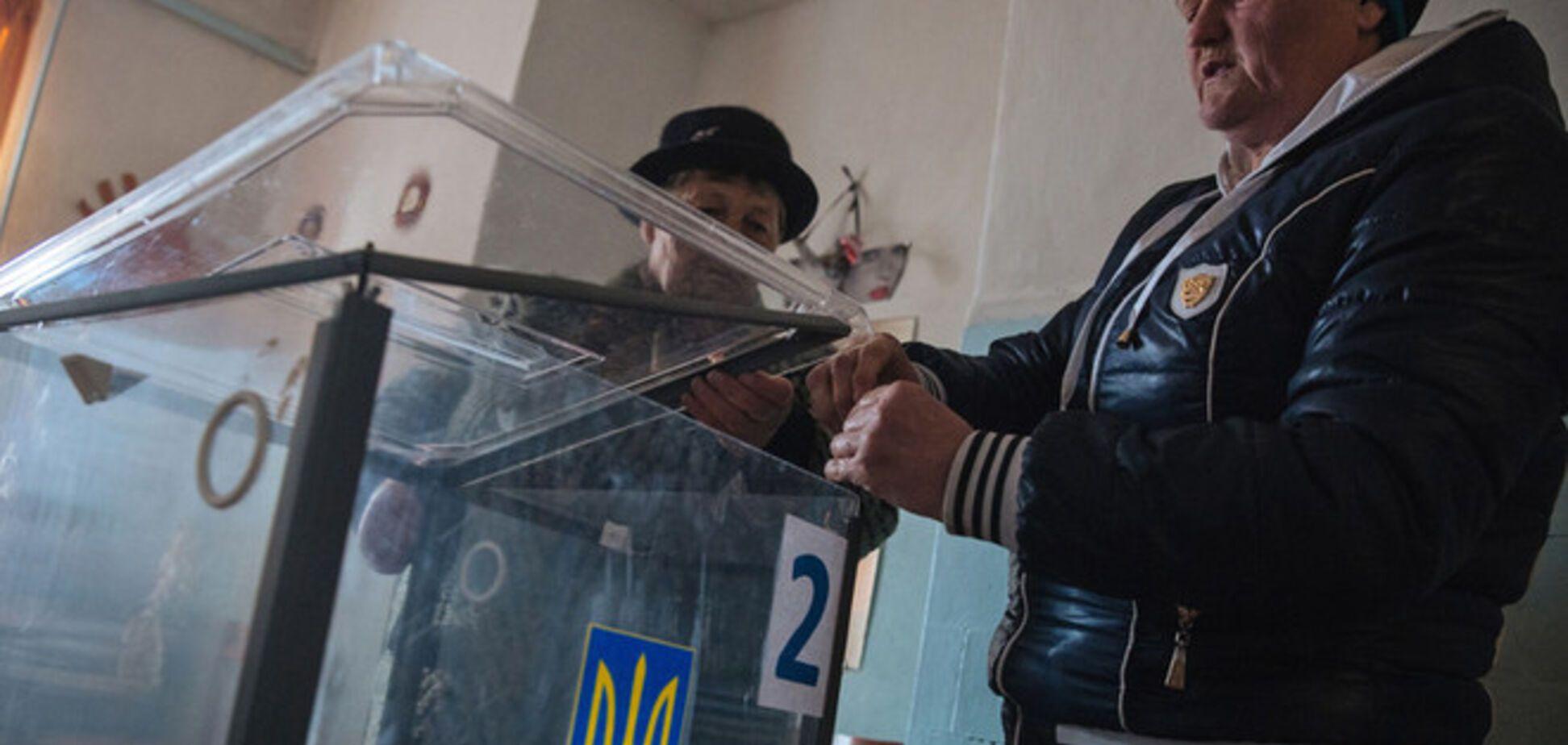 В Одесской области для празднования юбилея закрыли избирательный участок