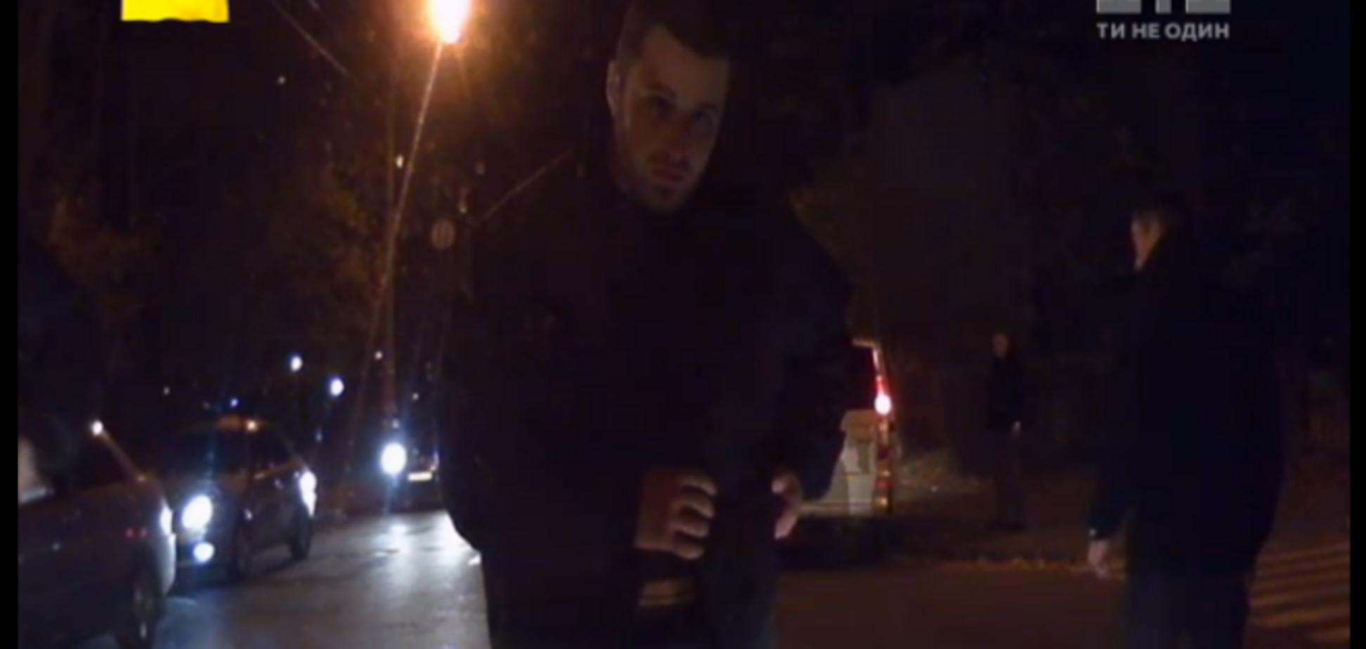 Охранники Ляшко напали на съемочную группу 'ТСН'