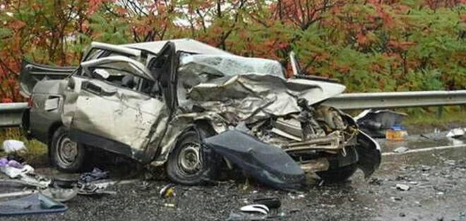 Смертельное ДТП на трассе 'Киев-Чоп': пьяный таможенник убил человека и хочет 'замять' дело