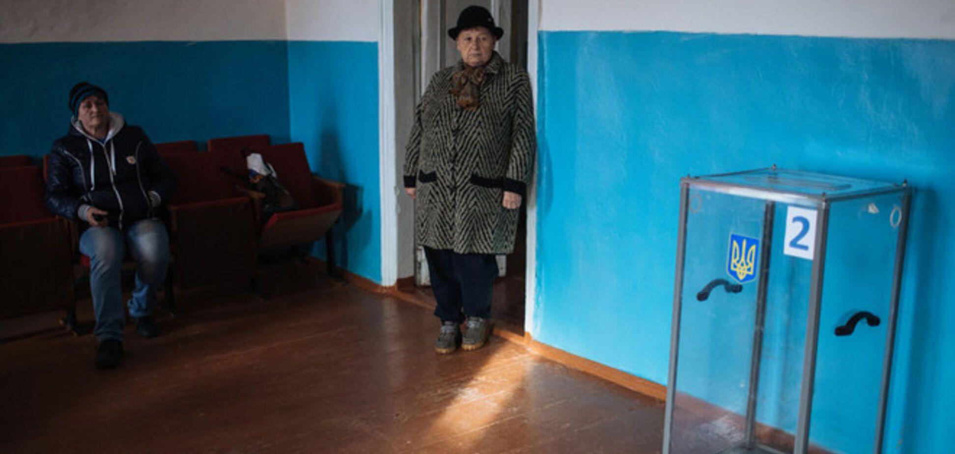 На Харьковщине 'заминировали' избирательный участок
