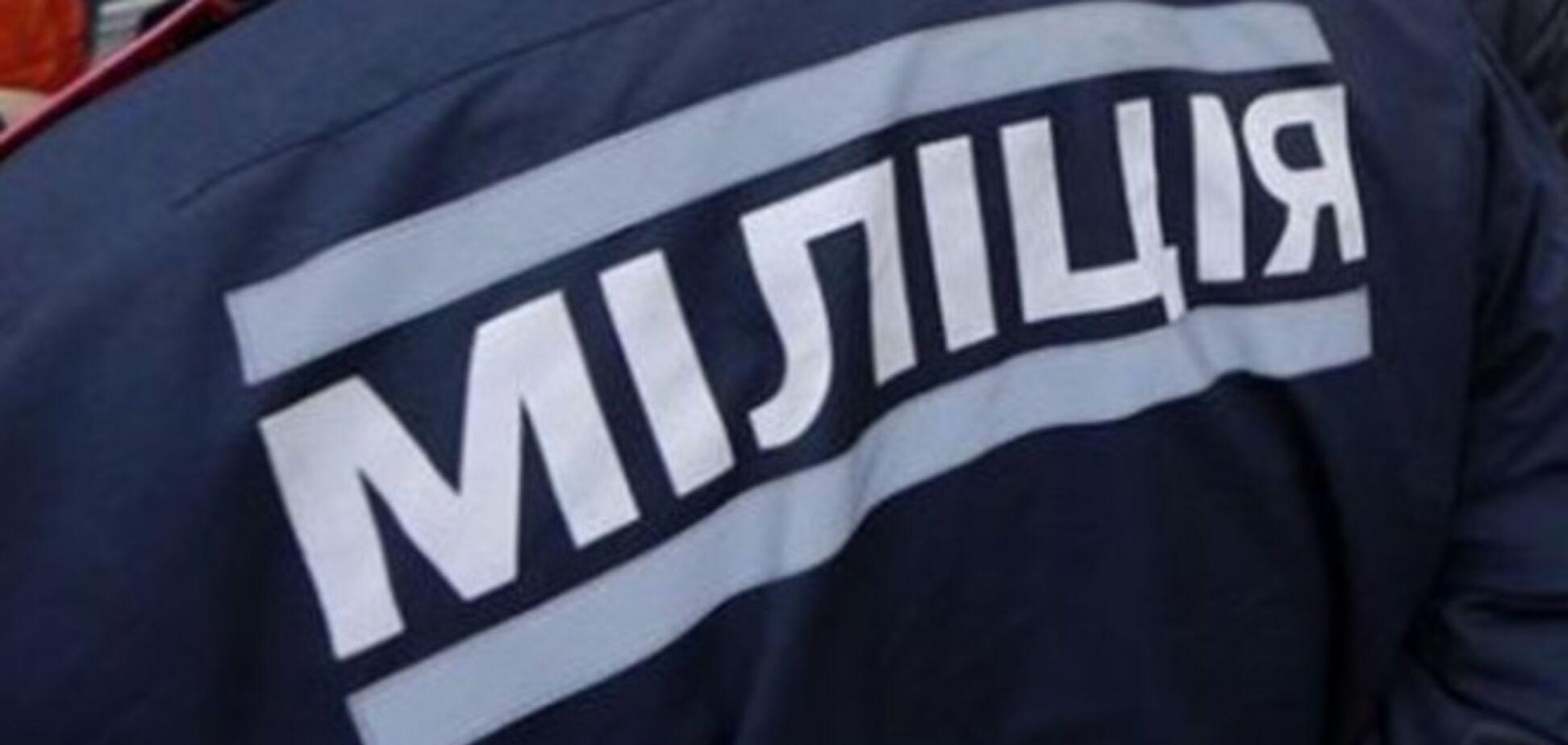 Милиция задержала подозреваемых в нападении на кандидатов в нардепы