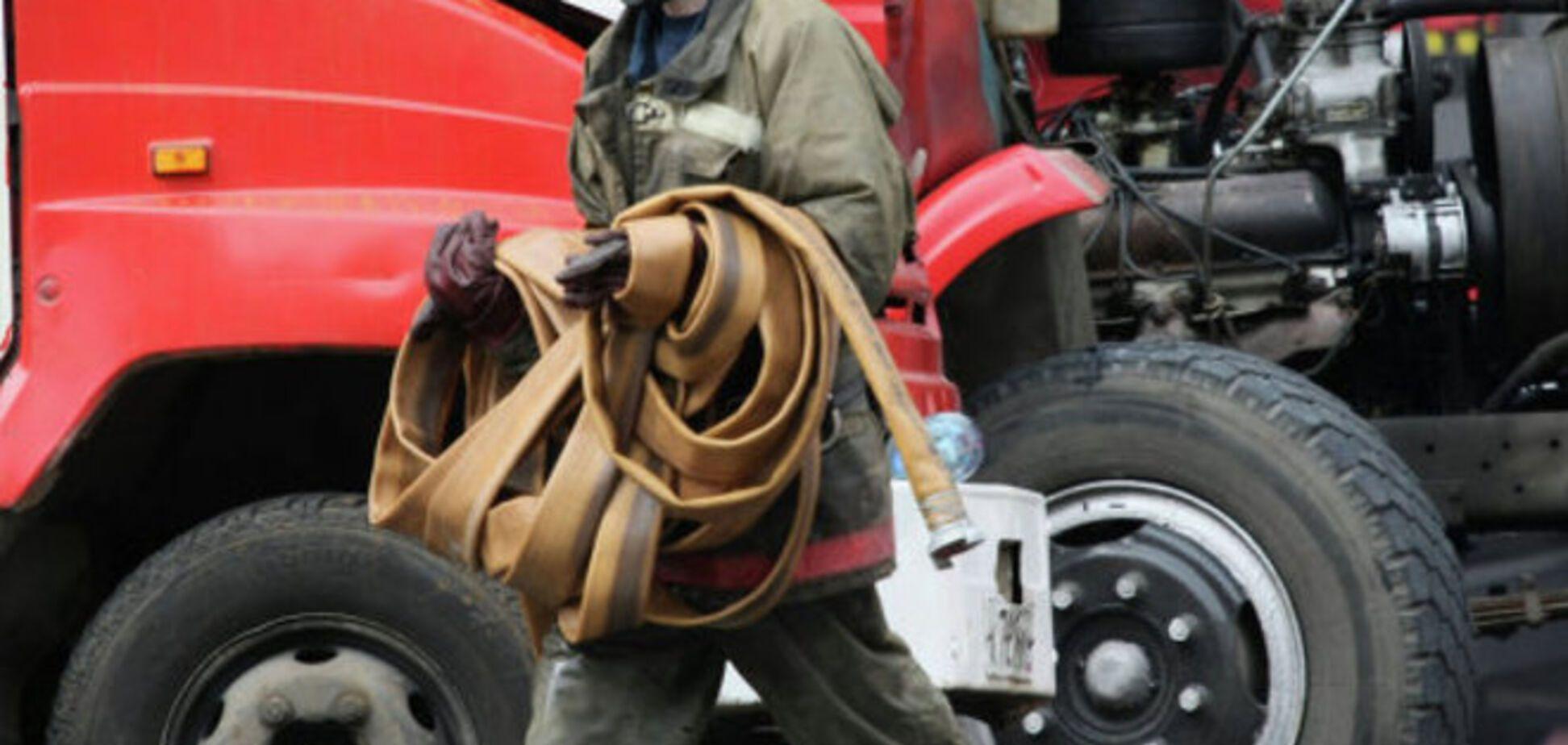 В Одесской области неизвестный поджег две базы отдыха