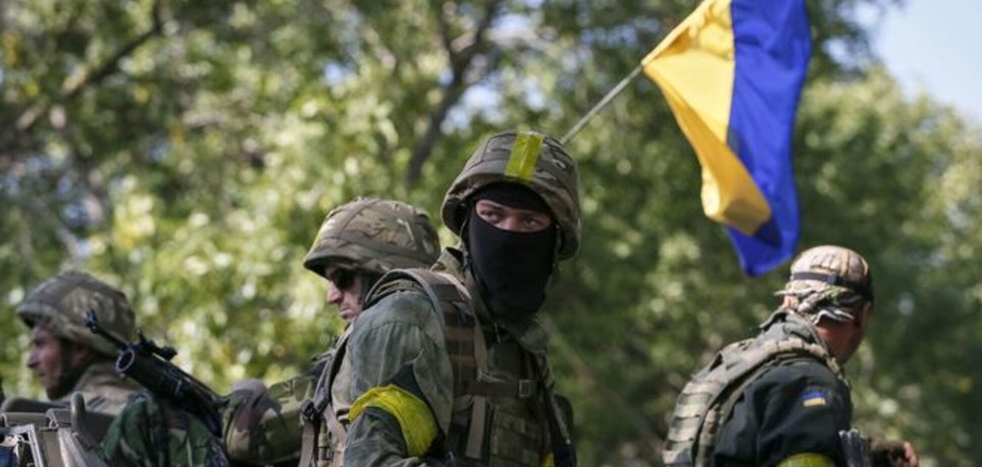 Террористы на Луганщине под видом украинских военных расстреляли двух активистов сепаратистского 'референдума'