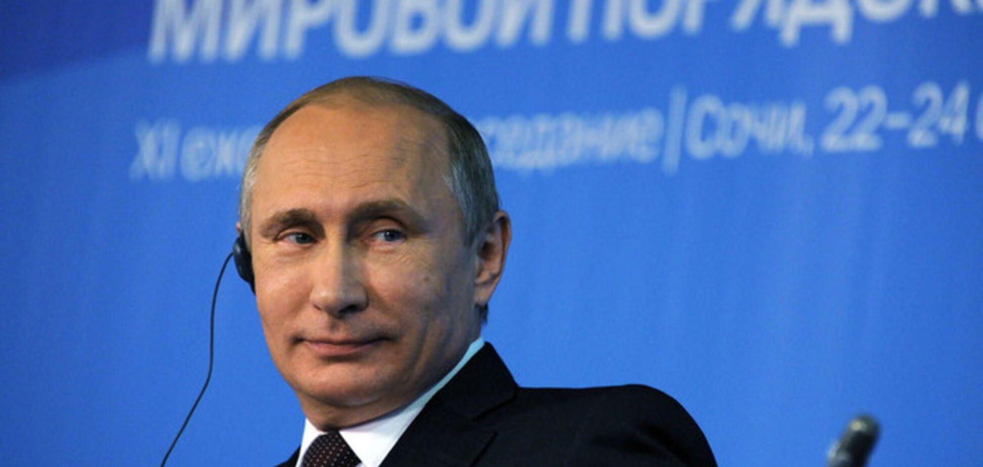 'Независимые украинские политтехнологи' преклонились Путину