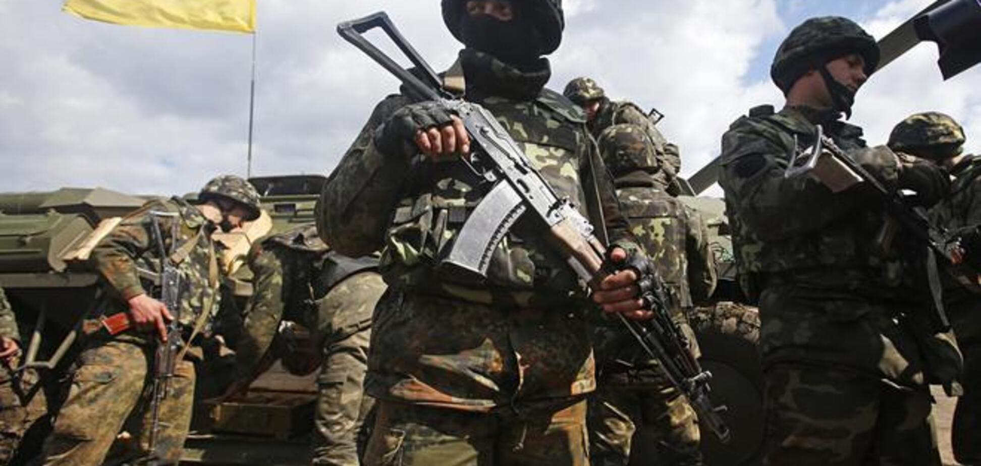 Бойовики обстріляли 32-й блокпост сил АТО біля Щастя