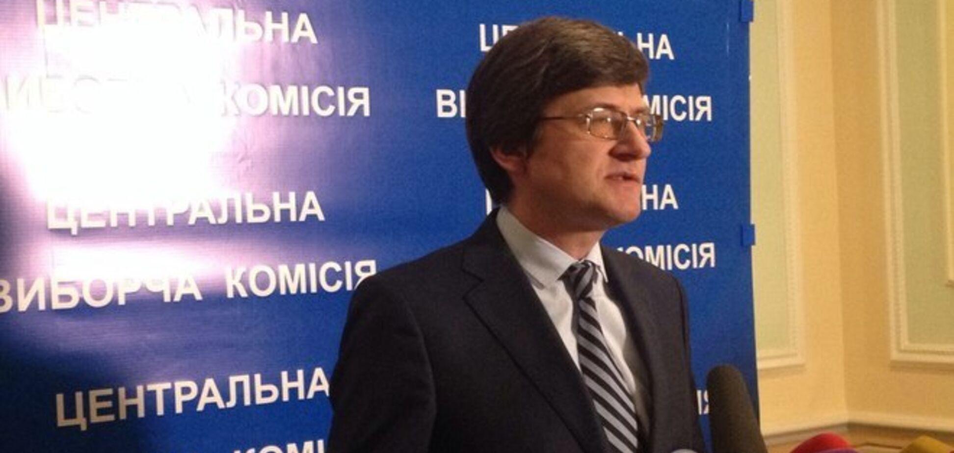 Магера назвал лидеров и аутсайдеров среди ОИК по передаче данных в ЦИК