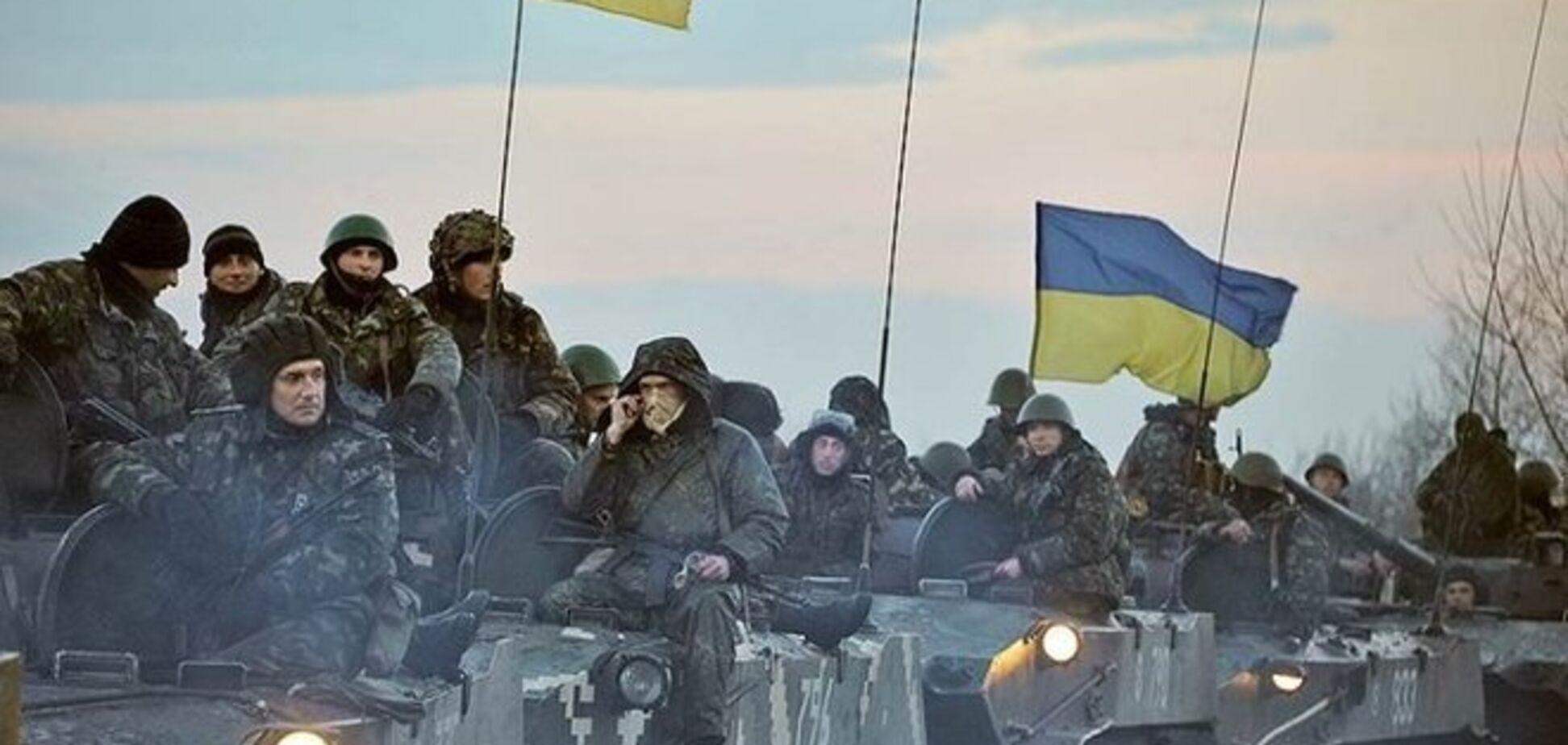 Бойцам 32 блокпоста удалось выйти из окружения боевиков и забрать технику: они уже под Изюмом