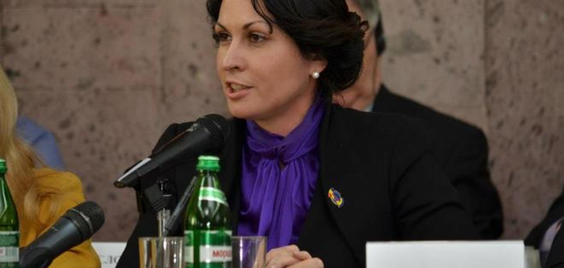 СБУ открыла против Калетник уголовное производство за сепаратизм