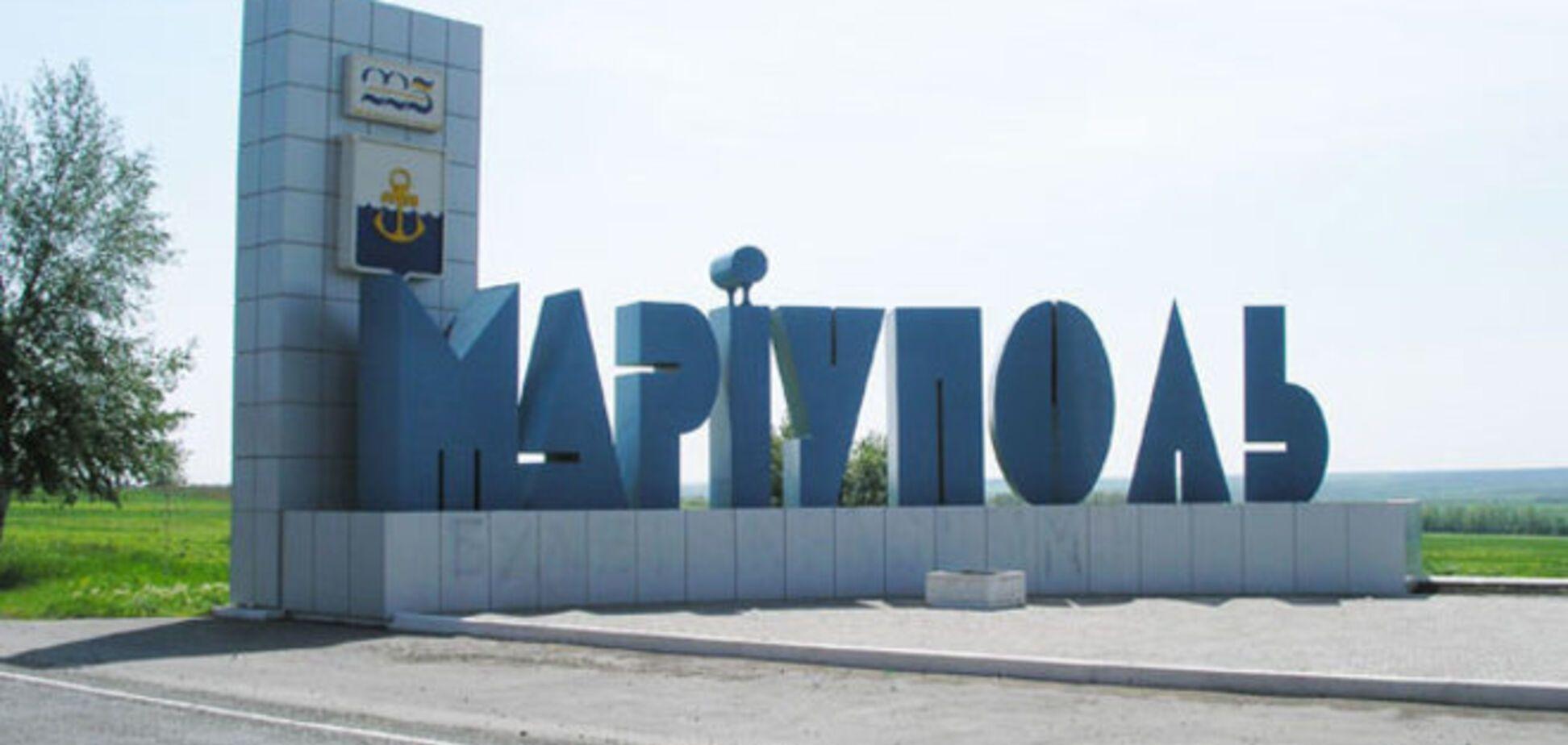 Обстреляны позиции сил АТО в районе Павлополя, продвижения на Мариуполь нет - горсовет