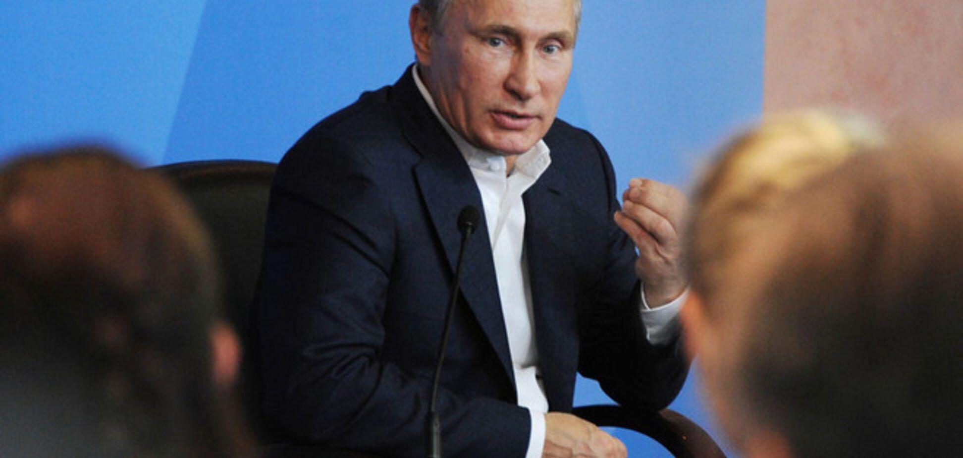 У Путина обнаружили рак – западные СМИ