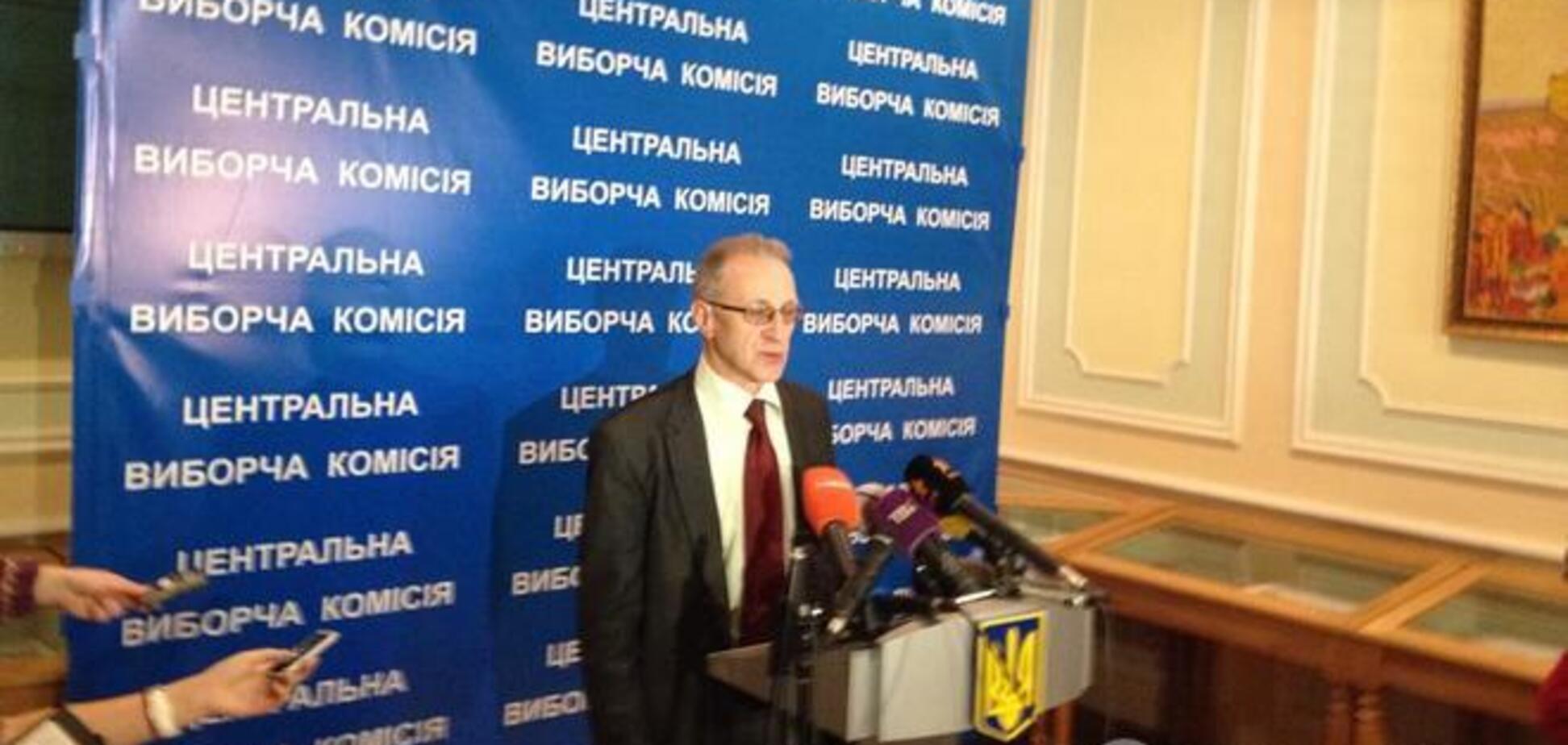 В ЦИК опровергли информацию о признании выборов на Луганщине недействительными