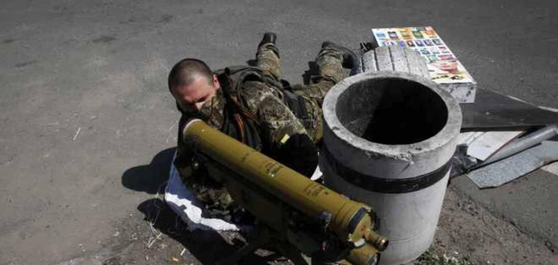 Террористы перекрашивают танки и шьют форму Нацгвардии: готовятся массовые провокации на день 'выборов'