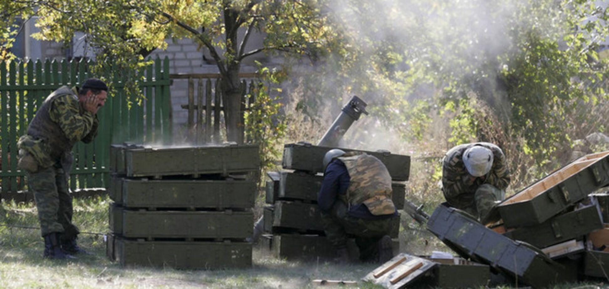 Во время обстрела Мариуполя украинские морпехи впервые понесли потери