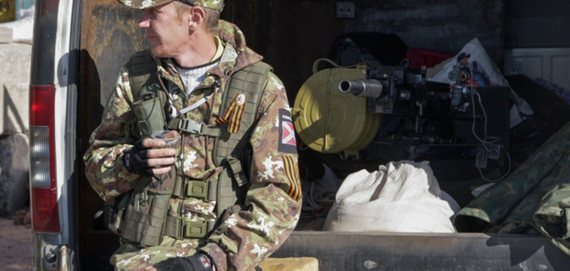 В Донецке активизировались российские диверсанты