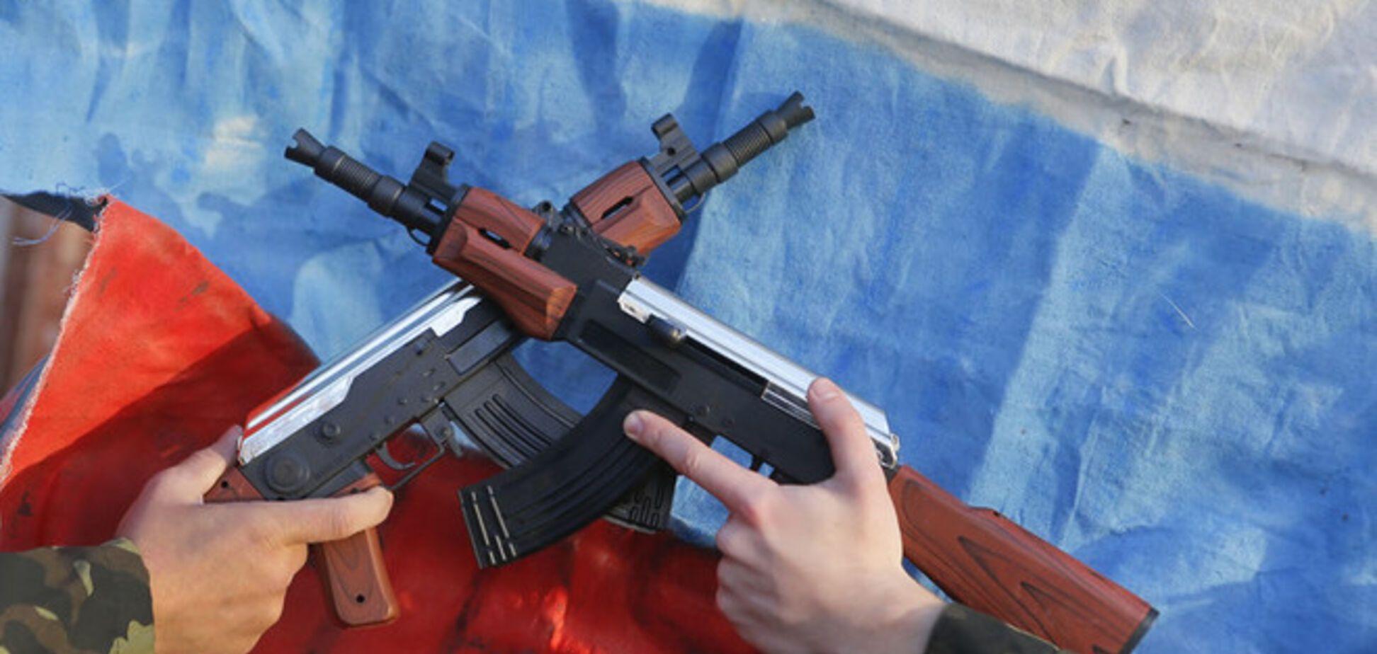 Главный террорист 'ДНР' пригрозил мирным жителям расстрелами