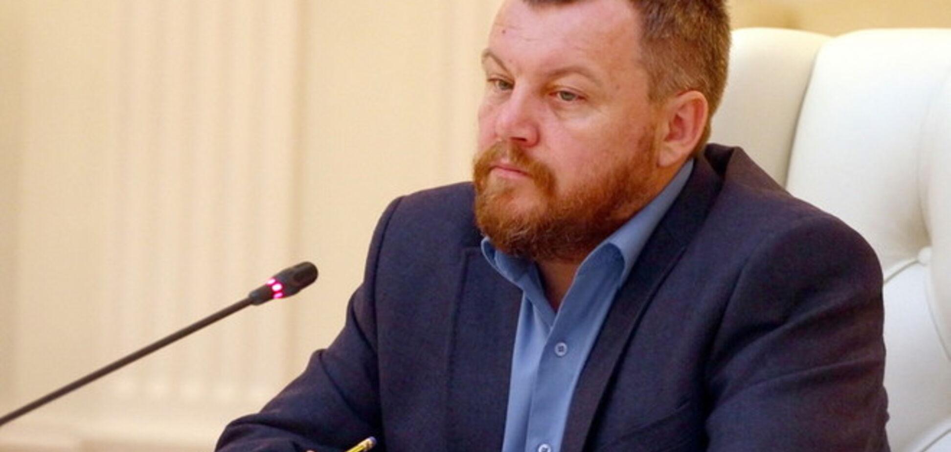 Главарь 'ДНР' обвинил Киев в срыве договоренностей о линии раздела на Донбассе