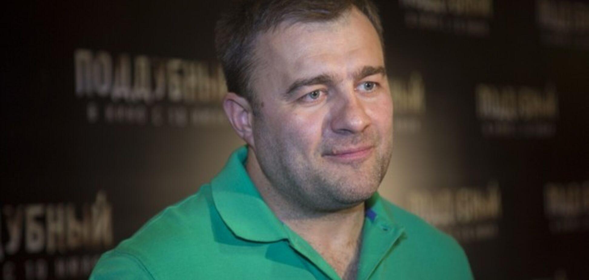 Актер Пореченков посетил 'ДНР', чтобы убедиться в соблюдении перемирия