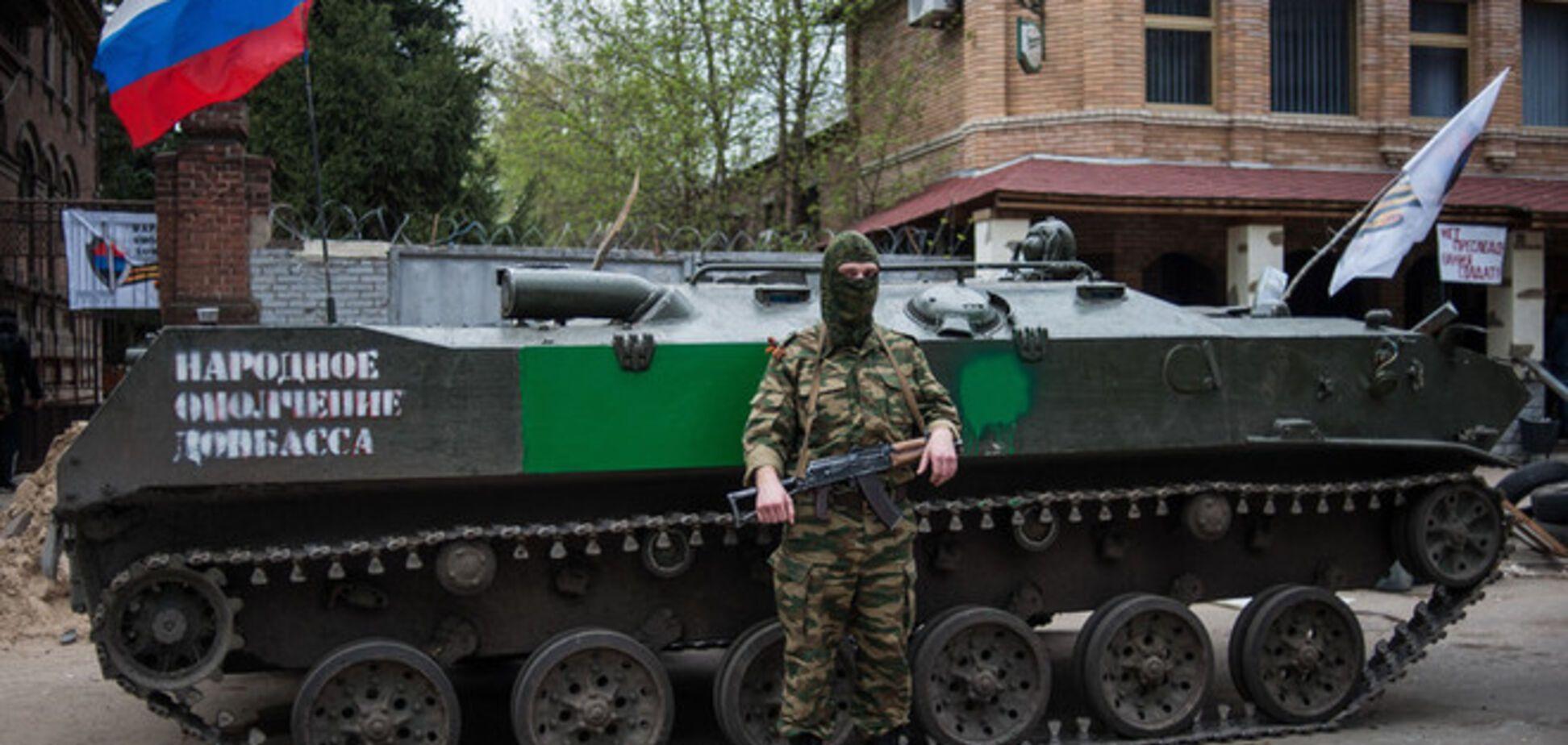 В случае атаки террористов на Бердянск получим 'котел' больше, чем в Иловайске - командир 'Азова'