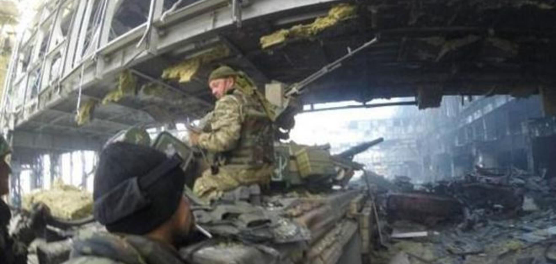 Украинский 'киборг': если бы не предательство, мы бы освободили Донецк за два дня