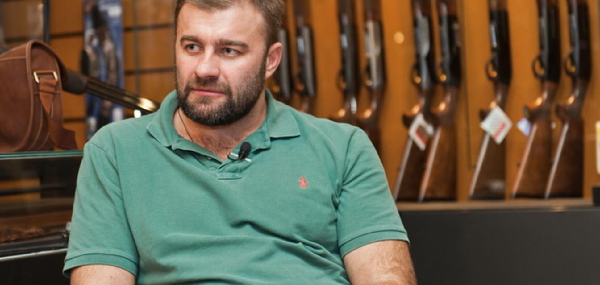 МВД откроет дело на Пореченкова: 'посмотрим, как в Европу будет ездить'