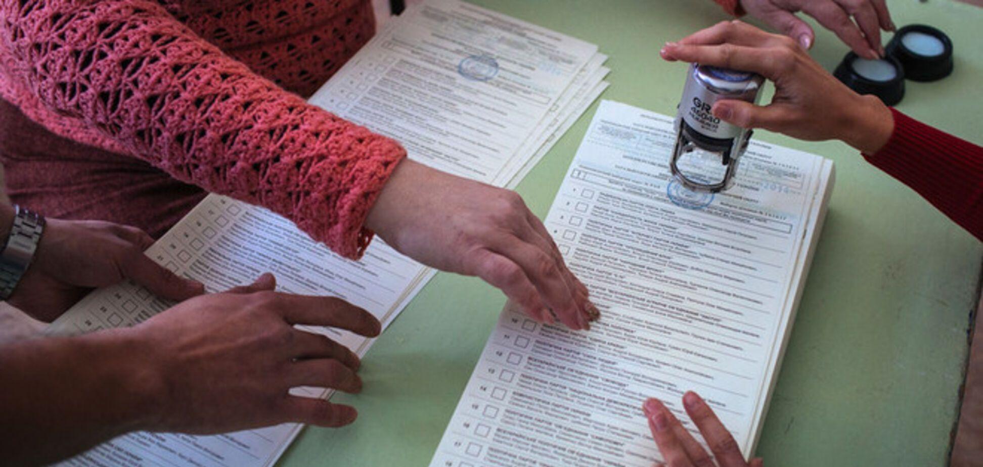 За нарушения на выборах открыто 300 уголовных дел
