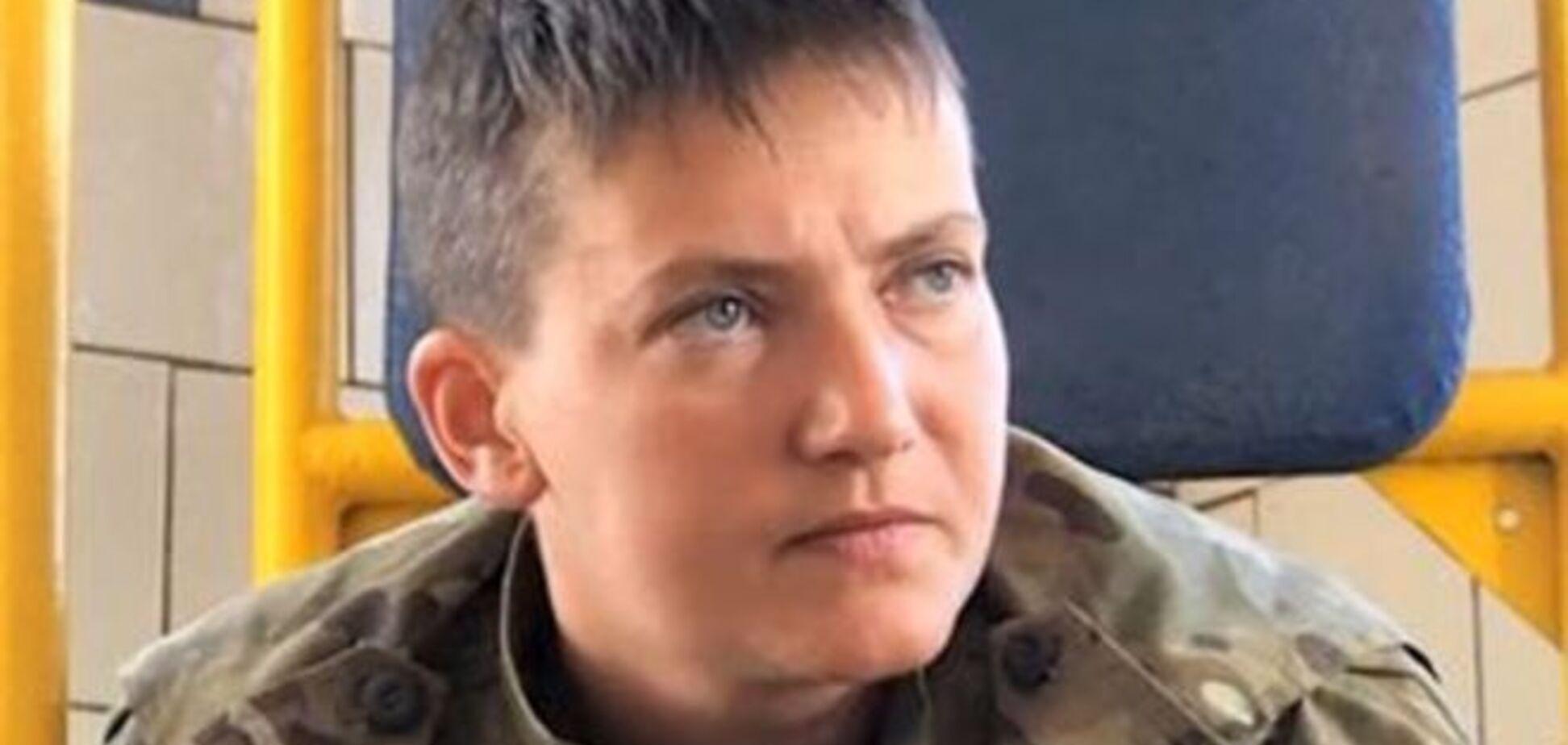 Двум террористам-похитителям Савченко сообщили о подозрении