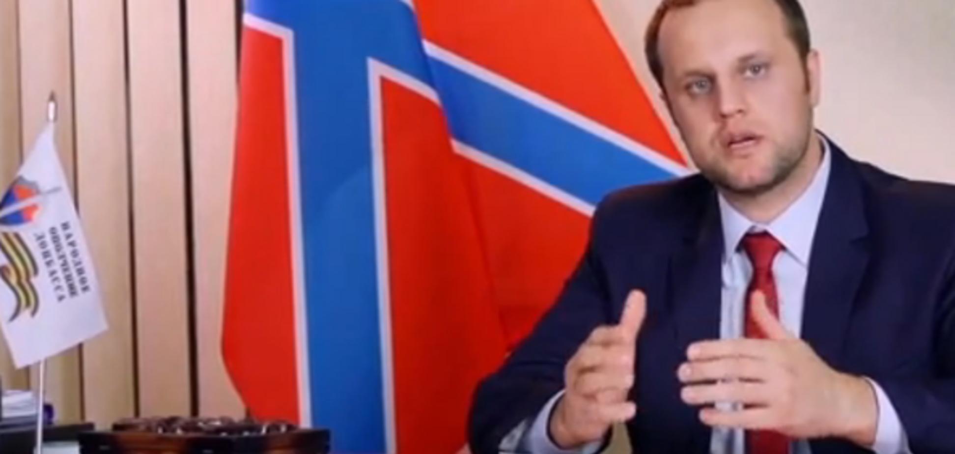 В сети высмеяли агит-ролик 'вождя Новороссии': Губарев-'симулякр'