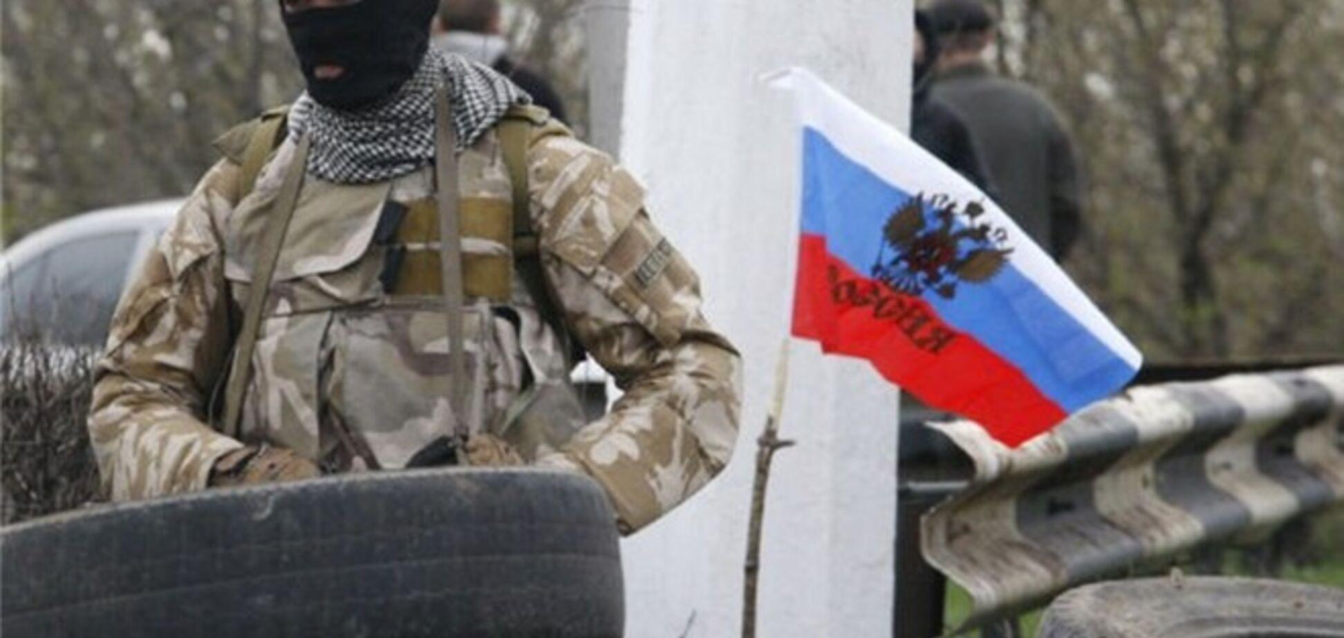 Триває перекидання на Донбас озброєння і живої сили російських окупантів