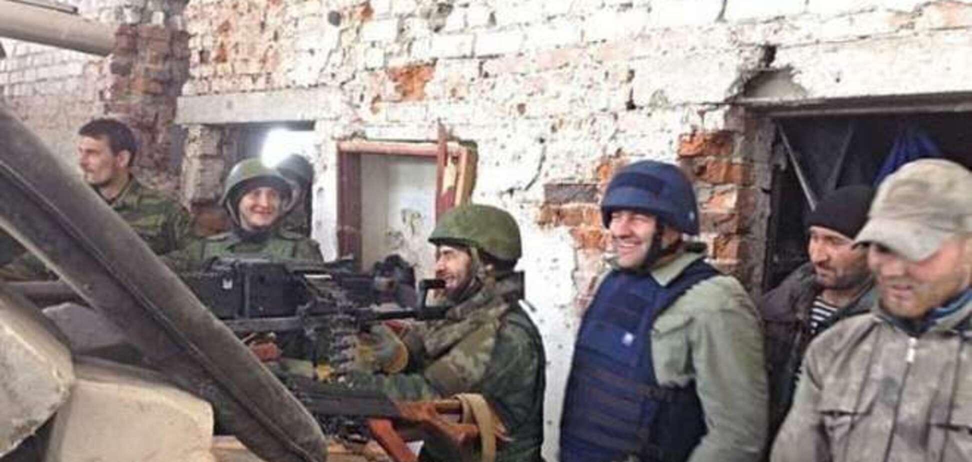 Обстріл українських військових підняв Пореченкова у світовій топ Twitter
