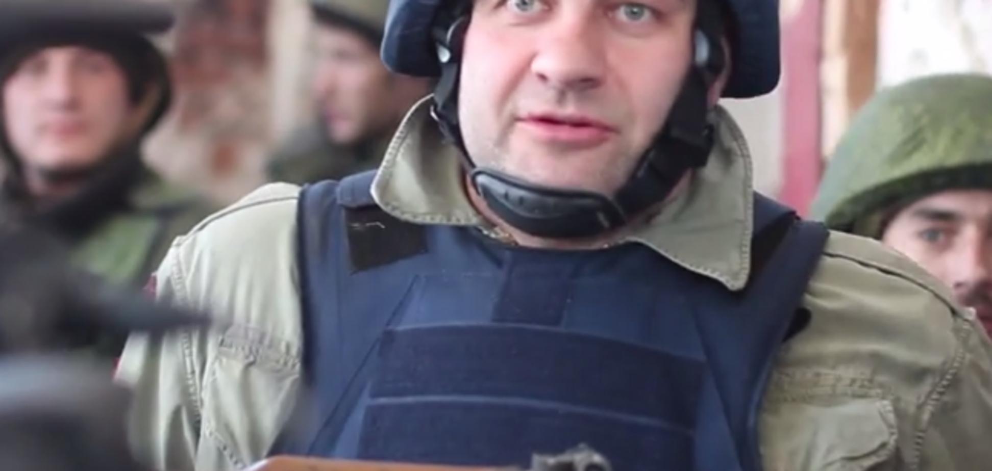 Пореченков: я не стрелял в людей