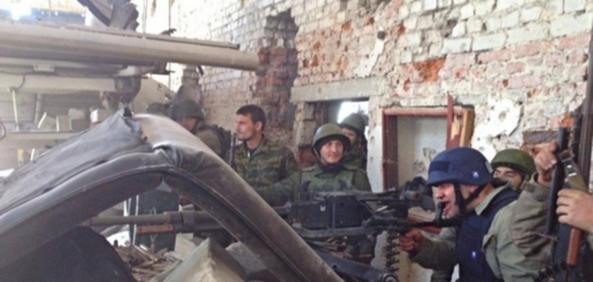 Пореченков о своей стрельбе по украинским военным: смешной какой-то вопрос