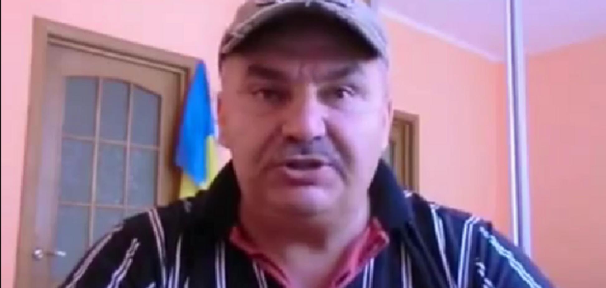 Появилось видео, где донецкий шахтер 'по-мужски' отчитал Путина