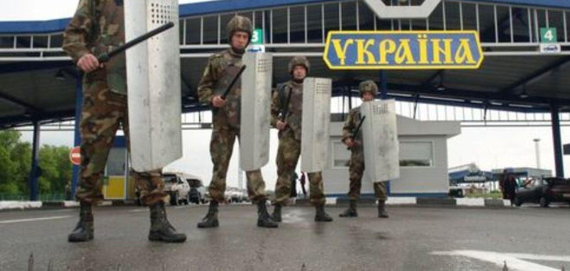 Пограничники зафиксировали беспилотник РФ над Одессой