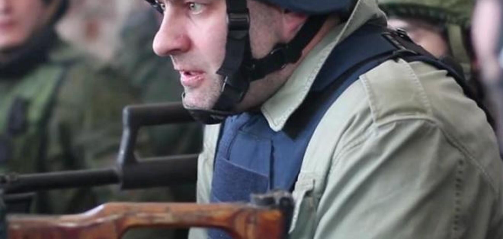 Пореченков в Донецке устроил сафари с расстрелом мирных жителей - СБУ