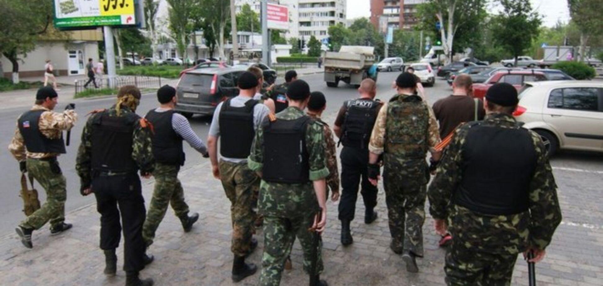 У Донецьку загинув мирний житель через 'розборки' двох угруповувань бойовиків