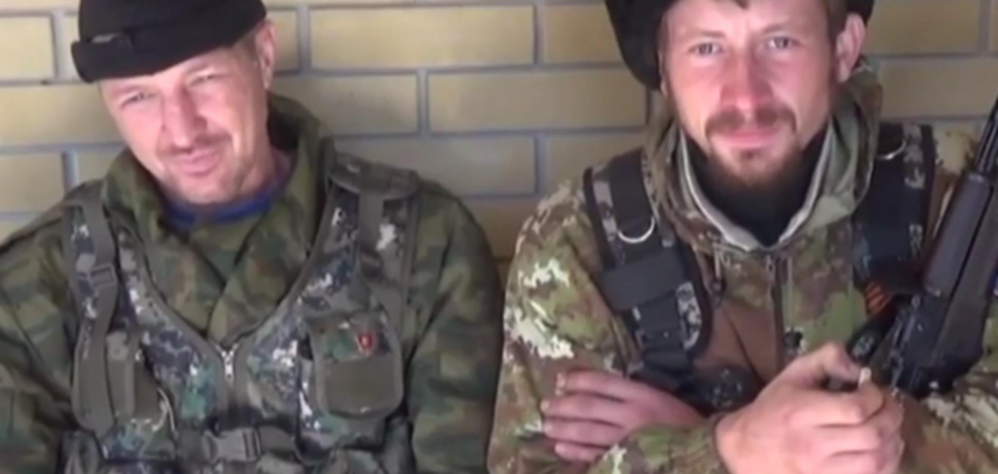 Террористы похвастались, что заминировали пол-Донецка, и передали 'матерный привет' своим семьям