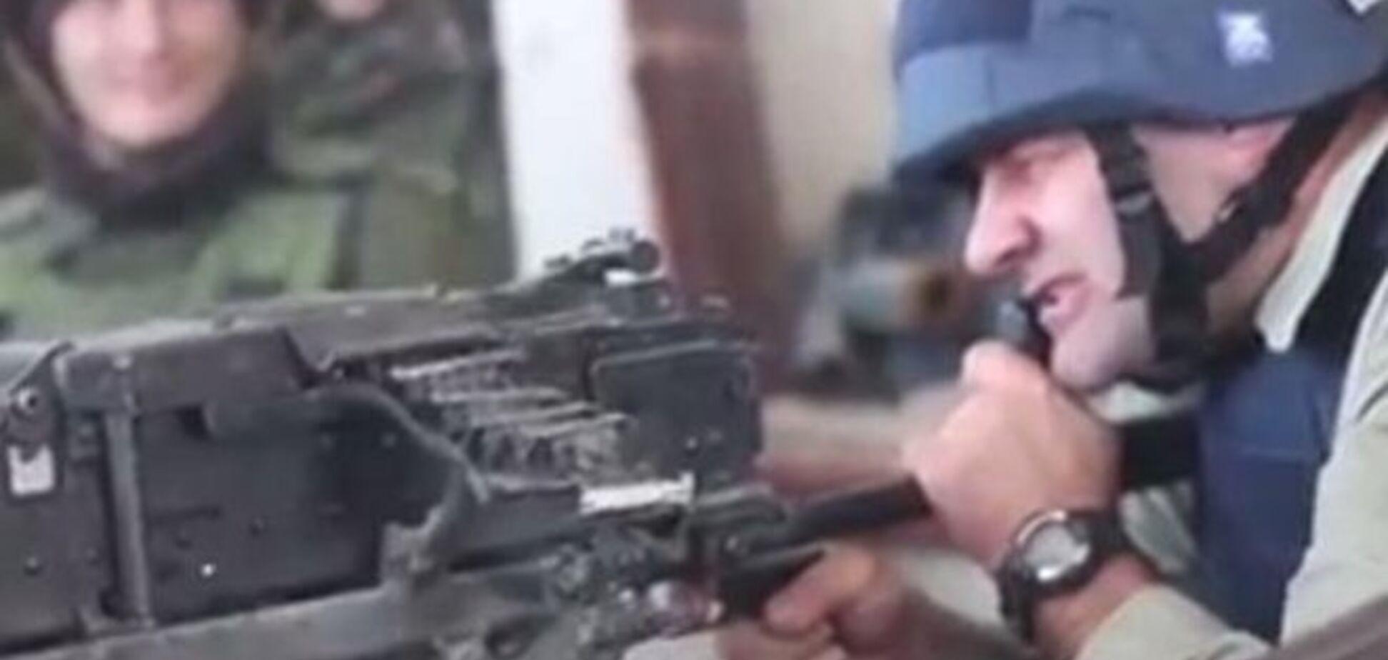 Капранов: Пореченков в касці 'Преса' підставив під кулі всіх журналістів