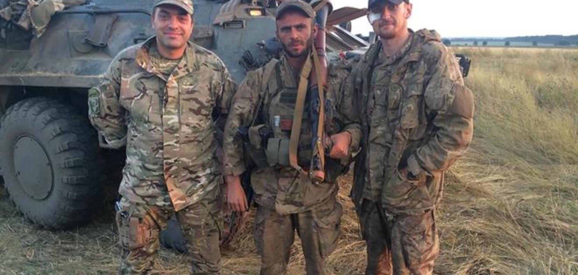 'Кіборги' гостро відреагували на стрілянину Пореченкова: щоб тебе Джигурда переїхав на машині